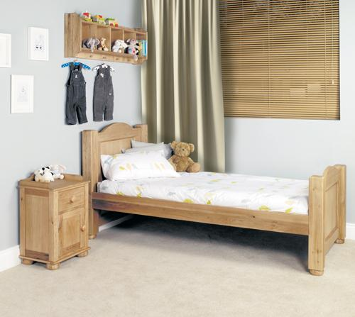 Daisy Oak Childrens (Standard Sized 3') Single Bed