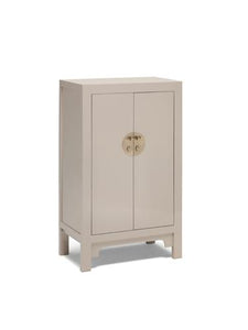 Dynasty Oyster Grey Medium Cabinet