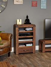 Load image into Gallery viewer, jupiter walnut entertainment unit