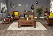 Load image into Gallery viewer, jupiter walnut four drawer coffee table
