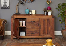Load image into Gallery viewer, Jupiter Walnut Large Sideboard