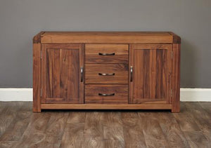 jupiter walnut large sideboard