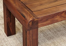 Load image into Gallery viewer, jupiter walnut medium open coffee table