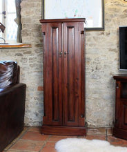 Load image into Gallery viewer, Majestic Mahogany CD/DVD Cupboard