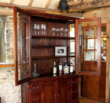 Load image into Gallery viewer, majestic mahogany dresser top hutch