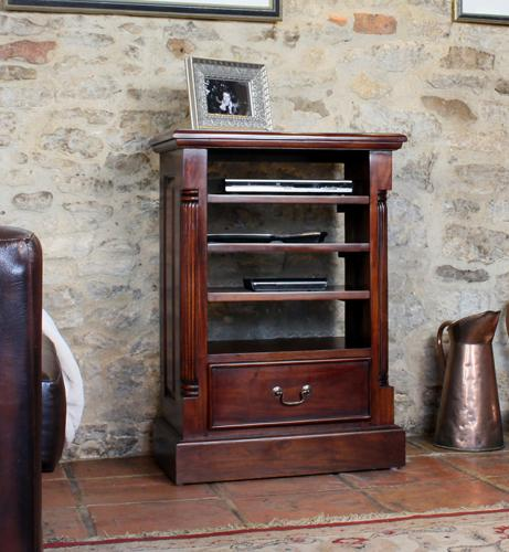 Majestic Mahogany Entertainment Cabinet (Ancillaries)