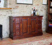 Load image into Gallery viewer, Majestic Mahogany Sideboard