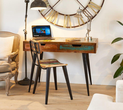 Ocean Laptop Desk / Dressing Table