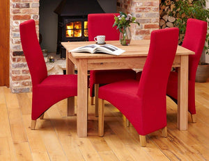 Robin Oak Dining Table (4 Seater)