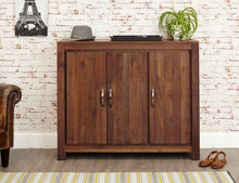Load image into Gallery viewer, royal walnut extra large shoe cupboard