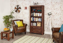 Load image into Gallery viewer, royal walnut large 4 drawer bookcase