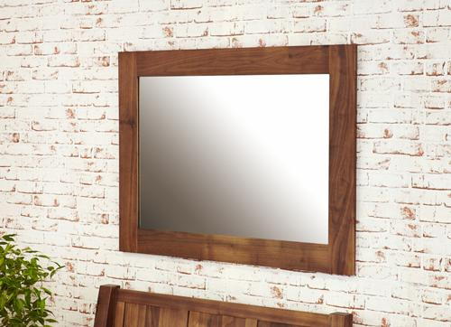 Royal Walnut Medium Mirror