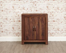 Load image into Gallery viewer, royal walnut shoe cupboard