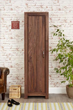 Load image into Gallery viewer, royal walnut tall shoe cupboard