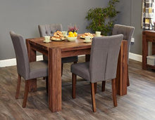 Load image into Gallery viewer, Walnut Dining Table (4 Seater)