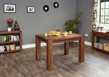 Load image into Gallery viewer, walnut dining table 4