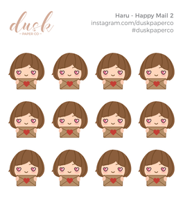 Haru - Happy Mail 2