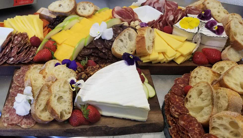 Kent Ohio Wedding and Event Catering and Cheese Trays