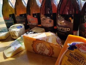 Crafted Mead at Kent Cheesemonger 3.13.2020