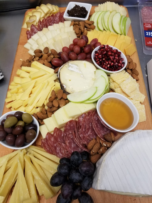 50 Person Artisan Cheese Tray