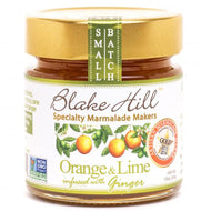Blake Hill Orange, Lime Marmalade with Ginger - 10oz