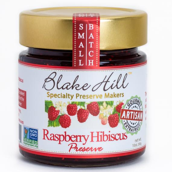 Blake Hill Raspberry & Hibiscus - 10oz