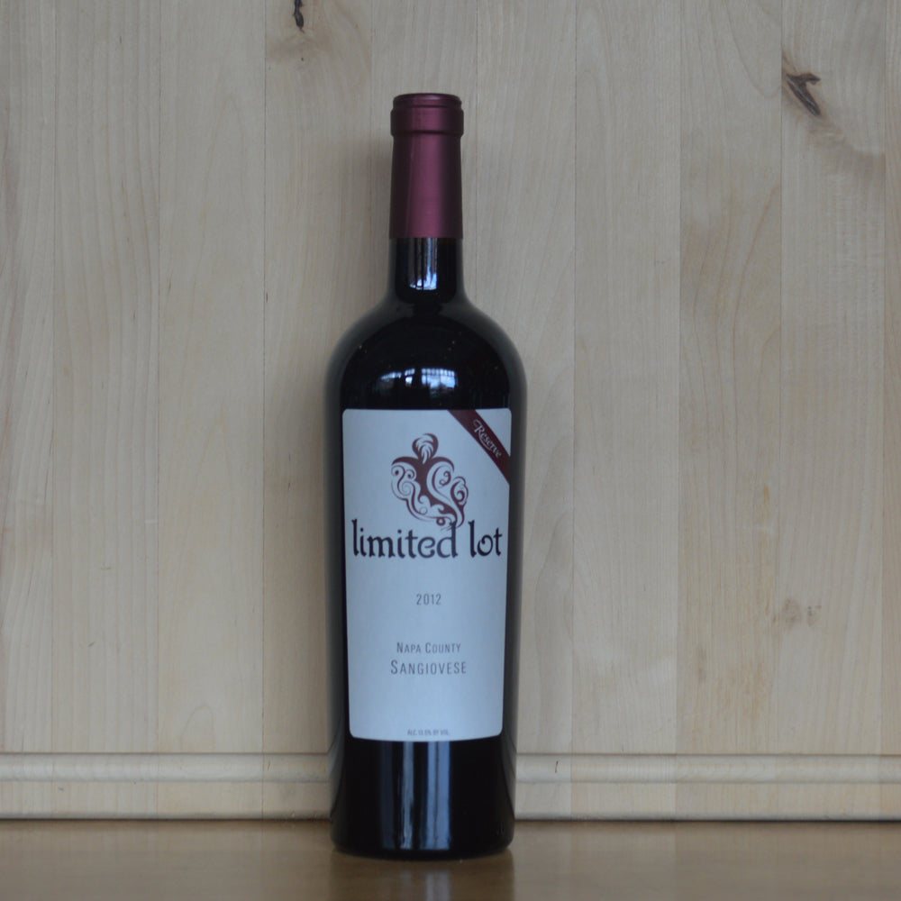 Limited Lot Sangiovese