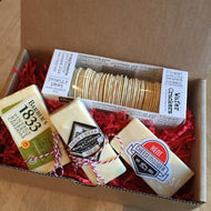 Cheddar Cheese Gift Box
