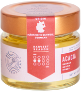 Bee Seasonal - Acacia - German Acacia Blossom Organic Honey - 4oz