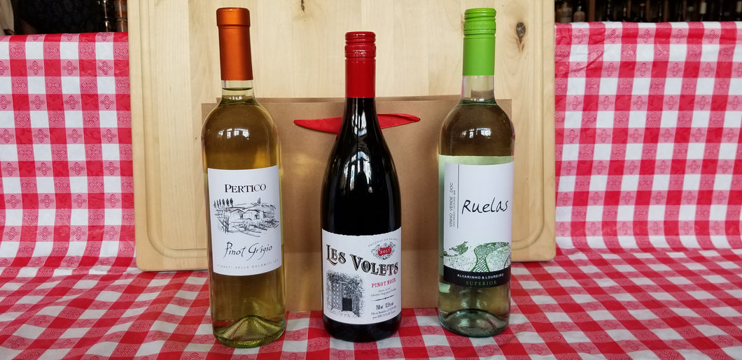 Patio Pleaser Wine Pack
