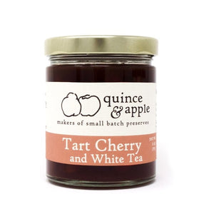 Quince & Apple Tart Cherry w/ White Tea - 6oz