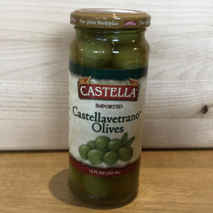 Castelvetrano Olives Jar