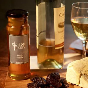 Cloister -  Honey Infused w/ Vanilla 12 oz