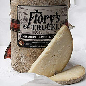 Flory's Truckle Cheddar - 1/2 LB