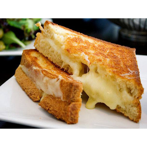 Cheese of the Month #2 - Smoked Cheddar + Apples