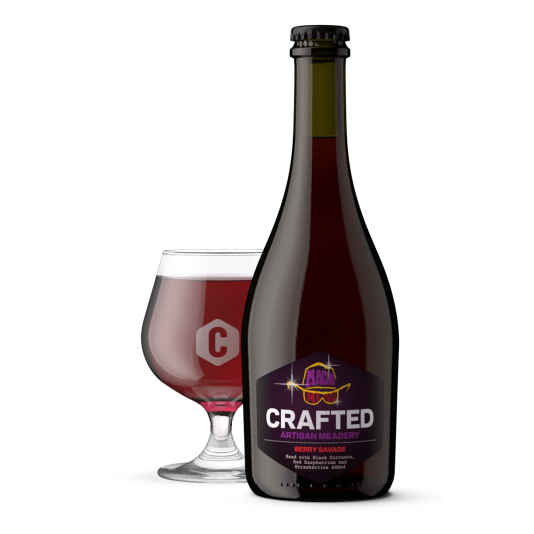 Crafted - Macho Mead Berry Savage