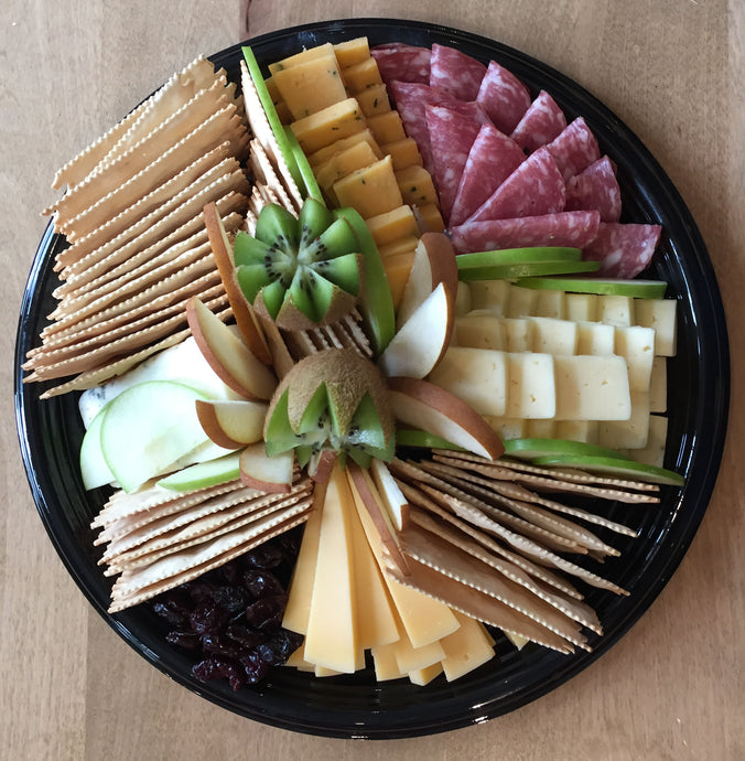 Custom Artisan Cheese Tray - price varies
