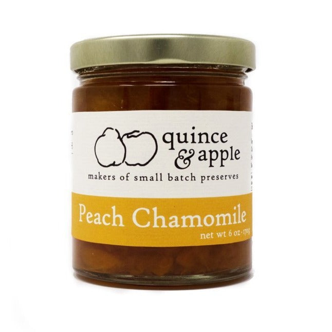 Quince & Apple Peach Chamomile - 6oz