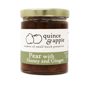 Quince & Apple Pear with Honey & Ginger - 6oz