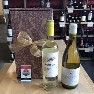 Two Wine - Gift Box - Cardboard