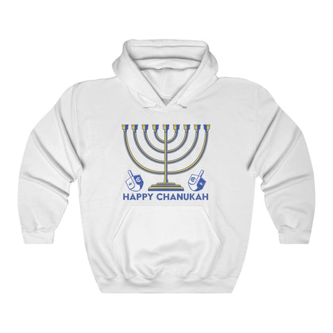 Happy Chanukah Unisex Heavy Blend™ Hoodie