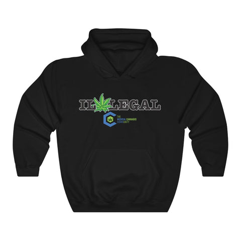 IL*LEGAL Unisex Heavy Blend™ Hoodie