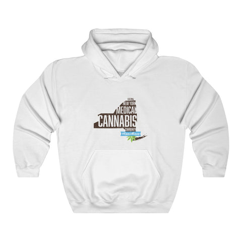 New York Medical Cannabis Community Hoodie