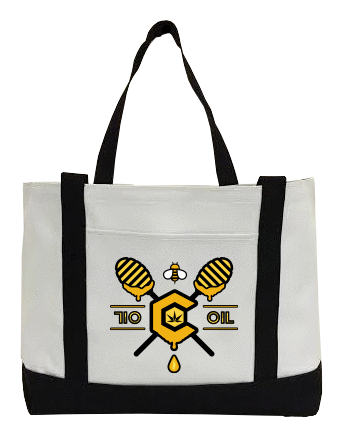 710 OIL Honey Canvas Bag