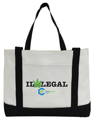 IL*LEGAL Canvas Bag
