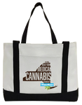 New York Medical Cannabis Community Canvas Bag