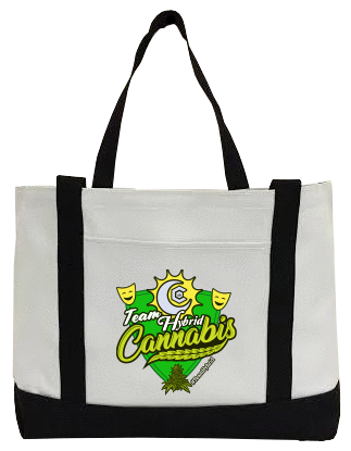 Team Hybrid Canvas Bag