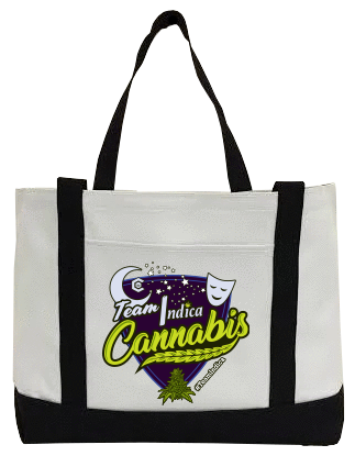 Team Indica Canvas Bag