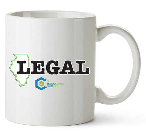 IL*LEGAL Mug 11 Oz