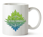 Cannabinoid Icon Mug 11 Oz